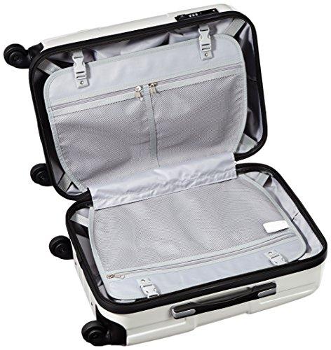 bugatti bags bordgep ck koffer wei kabinenkoffer. Black Bedroom Furniture Sets. Home Design Ideas