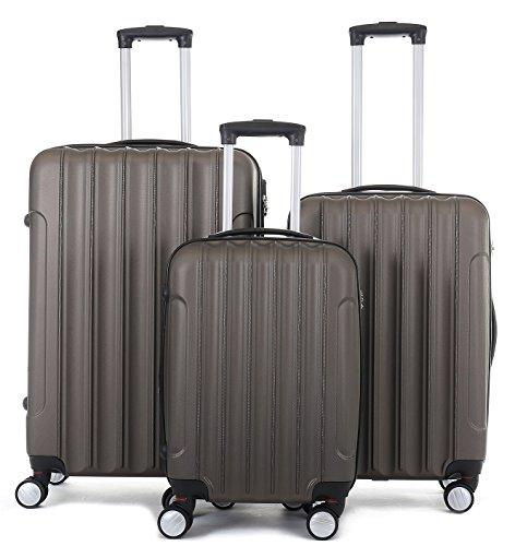zwillingsrollen hartschale kofferset kabinenkoffer. Black Bedroom Furniture Sets. Home Design Ideas