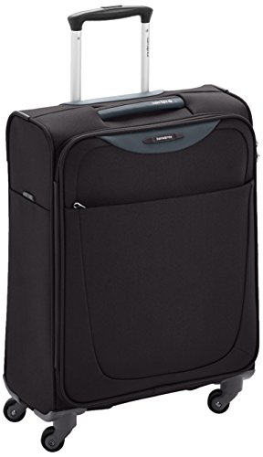 samsonite base hits spinner 55 20 koffer 55cm 39 l black. Black Bedroom Furniture Sets. Home Design Ideas