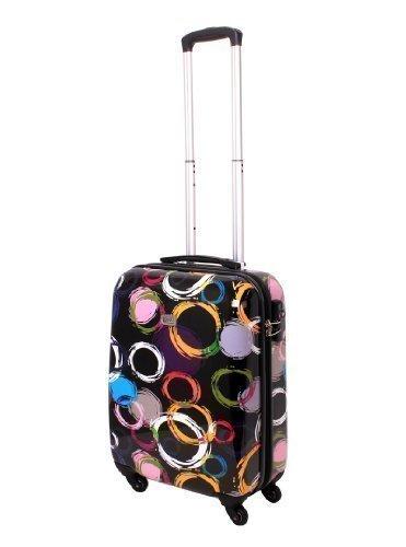 handgep ck bordgep ck kabinentrolley hartschalen koffer. Black Bedroom Furniture Sets. Home Design Ideas